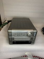 New listing Vintage Denon Ud-M5 Personal Component stereo System Cd Receiver 3 Disc (Read)