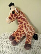 "Wild Republic BABY GIRAFFE 12"" Tall Plush Stuffed Animal #10905 Clean, Soft EUC"