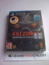 KILLZONE 3 COLLECTOR'S LIMITED EDITION (PS3) VIDEOGIOCO NUOVO SIGILLATO NEW