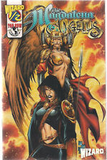 MAGDALENA ANGELUS #1/2 (Wizard limited edition +certificate) Top Cow Comics FINE