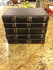 Higher Accounting 1954 5 Volumes