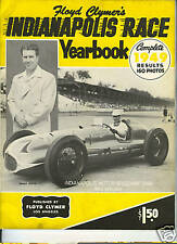 1949 Indy 500 Race Car yearbook