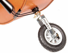 """Xeros Upright String Double Bass Transport Wheel with a 3/8""""(10mm) Endpin Shaft"""