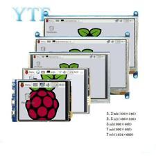 Raspberry Pi 3B+ 4B 3.2/3.5/5/7/10.1 inch touch LCD Display Module