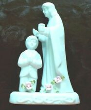 "First Holy Communion Boy 4-1/2"" Figurine Cake Topper Roman Touch of Rose (b)"