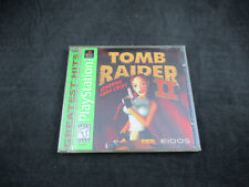 Tomb Raider Ii Starring Lara Croft Gh (Sony Ps1, 1997) *Complete - Tested - Vg*