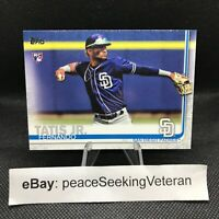 Fernando Tatis Jr. ROOKIE CARD - 2019 Topps Series 2 #410 RC - Padres SS