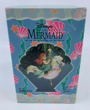 "NEW Disney's The Little Mermaid ""A Carousel For Ariel"" Enesco Christmas Ornament"
