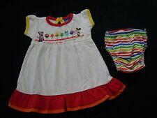 Disney? Mädchen Baby Set ? Hose + Kleid Shirt Bluse ? 3 M. ? Gr. 56 - 62 ? NEU