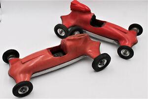 Rare! Vintage 1960s Original Cox Thimble Drome Prop Rod Tether Race Parts Cars