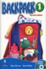 Backpack 1 with CD-ROM 2nd Edition