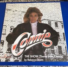 Rebecca Storm Theme from Connie vinyl single