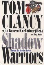 Shadow Warriors Inside the Special Forces Audiobook, Cassette by Tom Clancy
