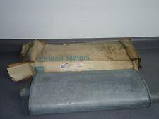 New NOS OEM GM Muffler 532390 1959 1960 Pontiac Dual Exhaust 534579