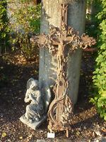 Nr.3755 Altes Grabkreuz Feldkreuz Wegkreuz Kreuz