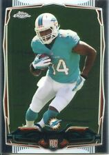 Topps Chrome Football 2014 Rookie Card #177 Jarvis Landry - Miami Dolphins