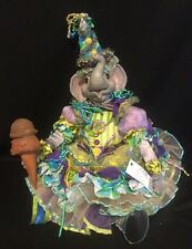 "Katherine's Collection Wayne Kleski Rare Retired 27"" Emily Jane Elephant Doll"