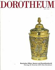 DOROTHEUM RUSSIAN SILVER ICONS CLOISONNE MEDAL Faberge Catalog 2014