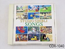 Studio Ghibli Songs Japanese Import Music Collection Album CD Japan US Seller