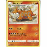 24/236 Camerupt | Rare Card | Pokemon Trading Card Game Unified Minds TCG SM-11