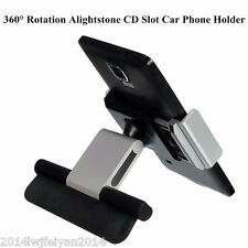 Universal Car CD Slot Phone GPS Holder Mount for iPhone Samsung Storage Tools