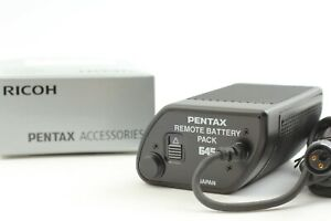 [TOP MINT in BOX] Pentax Remote Battery Pack for 645 N NII From JAPAN #96