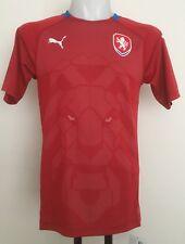 PUMA Men's Czech Republic Home Replica Shirt