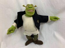 Dreamworks McFarlane Toys Shrek Plush Toy w/ Vinyl Head and Hands