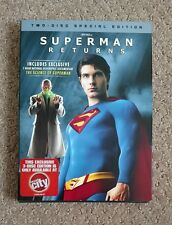 Superman Returns Special Edition DVD Circuit City Exclusive 3-Discs - Brand New