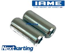 X2 Iame X30 Genuine Tillotson Carburettor Barrel Nuts Pack Of 2- NextKarting  -