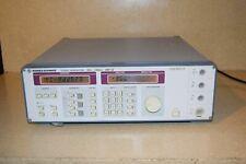 Ltss Rohde Amp Schwarz Smy02 Signal Generator