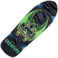 """CREATURE """"Rusell Origins"""" Skateboard Deck 9.9"""" x 29.8"""" 15.25"""" WB Old Skool"""