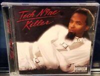 Tech N9ne - Killer CD paul wall scarface kottonmouth kings hed p.e. strane music
