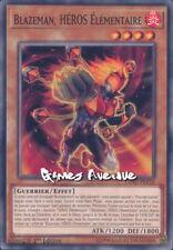 Yu-Gi-Oh ! Blazeman - HEROS de la Destinée LEHD-FRA16 (LEHD-ENA16) VF/COM