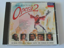 Various Artists - Essential Opera 2 - Classical (CD Album) Used Very good