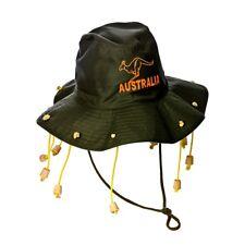 pour hommes femmes Australien chapeau vert voyageurs Accessoire déguisement