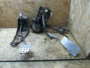 1991-99 Mitsubishi 3000GT Stealth TWIN TURBO Manual pedals