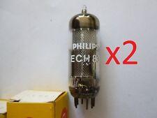 n.02 Valvole Philips ECH83 NUOVE
