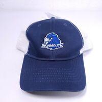 RARE Monmouth University Hawks Snapback Trucker Hat by Clutch