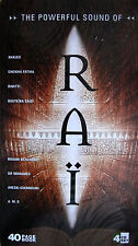 Rai-the powerful sound of - 4cd`s (box-set) + 40 page BOOK-NEUF, OVP