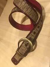 Ladies Christian Dior Belt 85