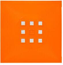 Tür Einsatz Ikea Regal Expedit Kallax Facheinsatz Flexi mit Würfel*Orange