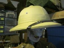 Reproduction World War Two British Bombay Bowler Pith Helmet