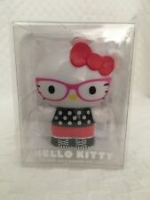 New Sanrio Hello Kitty Cat Eye Glasses Polk a Dot USB Flash Drive 4 GB