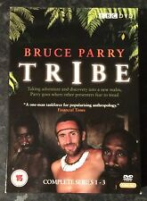 THE TRIBE COMPLETE SERIES 1-3 (6-DISC BBC DVD BOXSET) GOOD AS NEW MINT FREE POST