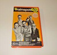 Trainspotting VHS Pal Ex Rental Big Box