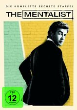 The Mentalist Staffel 6 NEU OVP 5 DVDs
