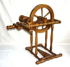 """SPINNING WHEEL DUTCH """"GELDERS'', COOPER COLETTE FRENCH NORMANDY STYLE DOUBLE DR."""