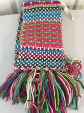 Aeropostale Scarf New With Tags Multi Color Pearl Style 9290