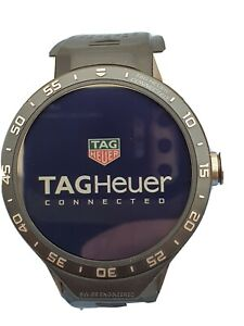 Mens Tag Heuer Connected Modular 46 Smartwatch SAR8A80 With Box + accessories